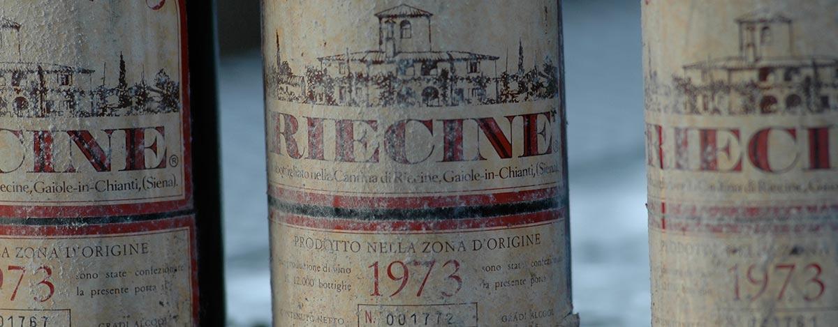 La storia di Riecine e del suo vino